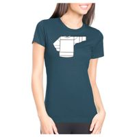 Junior Fit Cotton Boyfriend T-Shirt Thumbnail